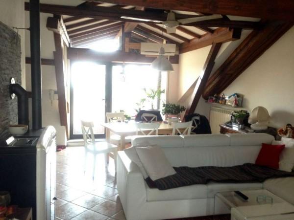 Appartamento in vendita a Sumirago, Arredato, 80 mq - Foto 38