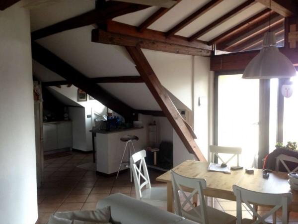 Appartamento in vendita a Sumirago, Arredato, 80 mq - Foto 35