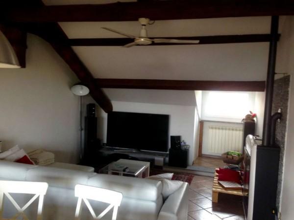 Appartamento in vendita a Sumirago, Arredato, 80 mq - Foto 40