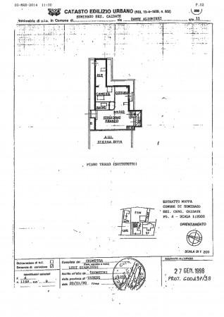 Appartamento in vendita a Sumirago, Arredato, 80 mq - Foto 2