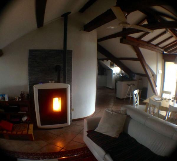 Appartamento in vendita a Sumirago, Arredato, 80 mq - Foto 4