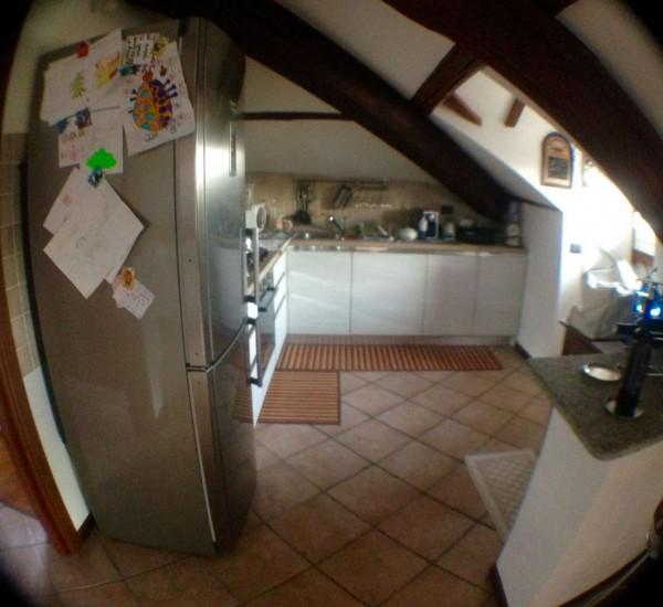 Appartamento in vendita a Sumirago, Arredato, 80 mq - Foto 16