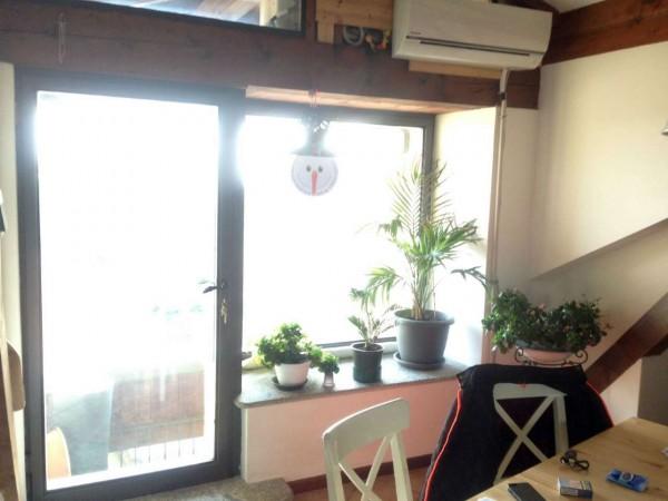 Appartamento in vendita a Sumirago, Arredato, 80 mq