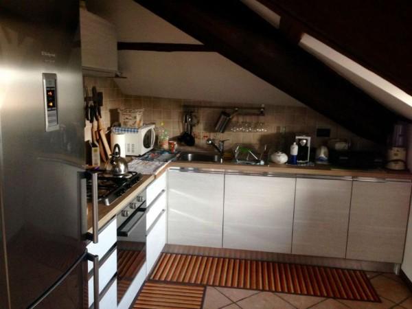 Appartamento in vendita a Sumirago, Arredato, 80 mq - Foto 28