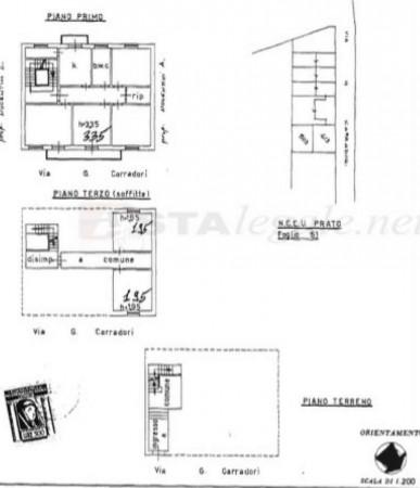 Appartamento in vendita a Prato, Centro, 139 mq - Foto 2