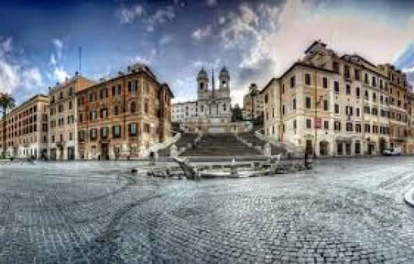 Appartamento in vendita a Roma, Piazza Di Spagna, 137 mq