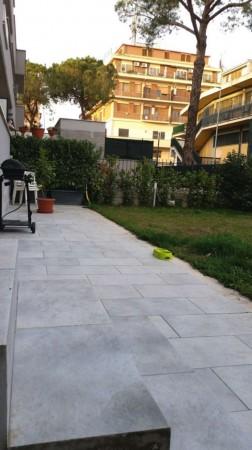 Appartamento in vendita a Roma, Massimina, Con giardino, 65 mq