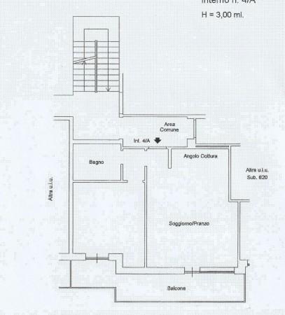 Appartamento in vendita a Roma, Casal Del Marmo, 55 mq - Foto 2