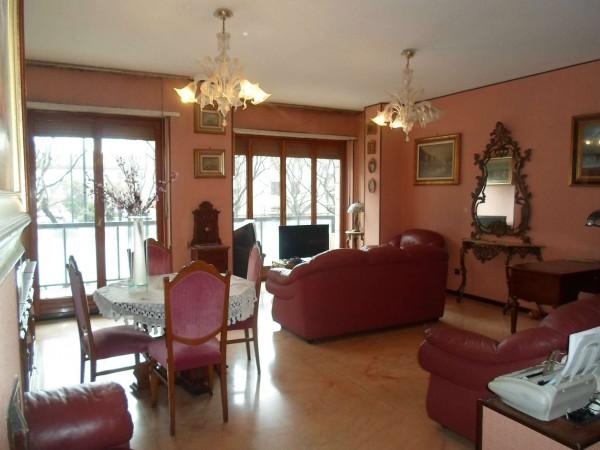 Appartamento in vendita a Torino, Stadio Filadelfia, Con giardino, 125 mq