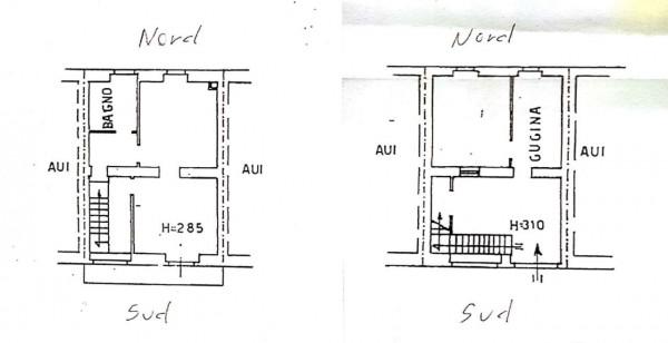 Casa indipendente in vendita a Crosio della Valle, Arredato, 131 mq - Foto 5