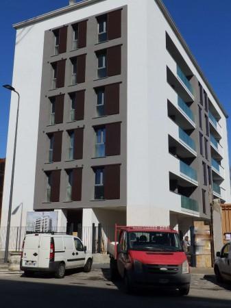 Appartamento in vendita a Milano, Piazzale Accursio, Con giardino, 112 mq