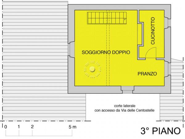 Appartamento in affitto a Firenze, Arredato, 126 mq - Foto 2