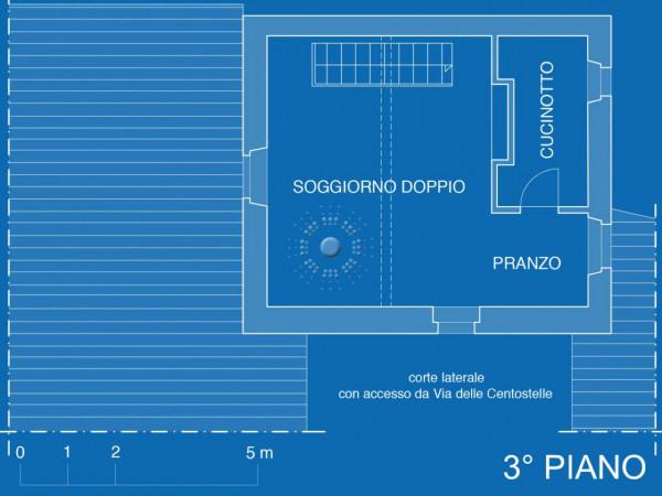 Appartamento in affitto a Firenze, Arredato, 126 mq - Foto 21