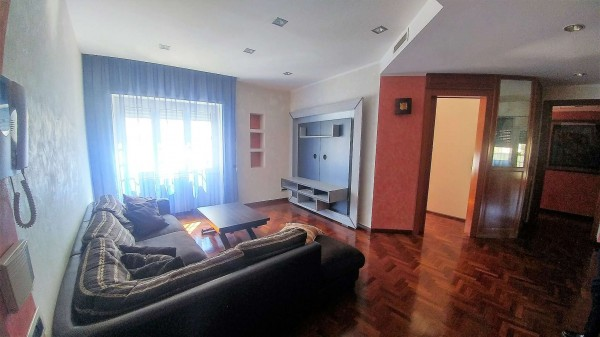 Appartamento in affitto a Roma, Città Giardino, Arredato, 110 mq