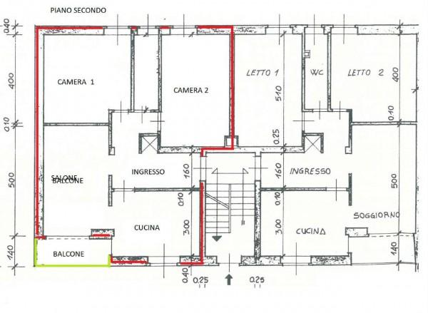 Appartamento in vendita a Alpignano, Con giardino, 90 mq - Foto 3