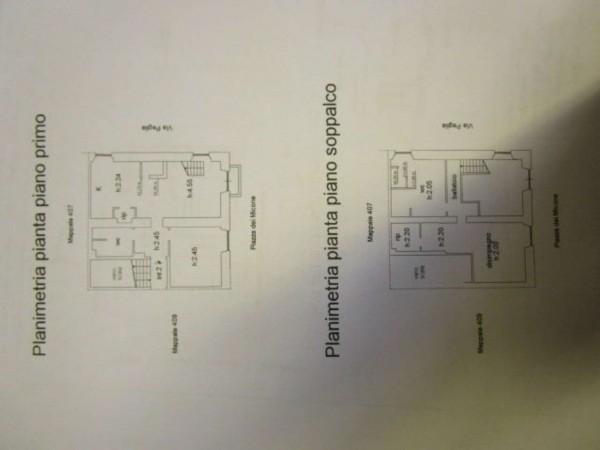 Appartamento in affitto a Genova, Sestri Ponente, 100 mq - Foto 2
