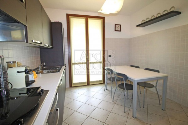 Appartamento in vendita a Cassano d'Adda, Annunciazione, Con giardino, 108 mq - Foto 19