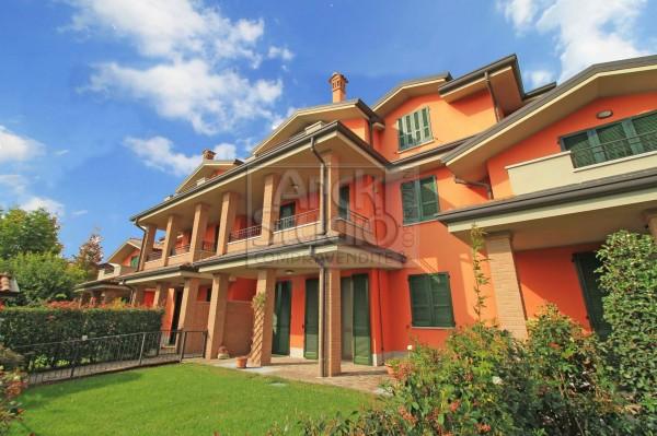 Appartamento in vendita a Cassano d'Adda, Annunciazione, Con giardino, 108 mq - Foto 6