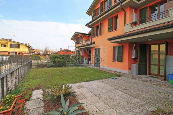 Appartamento in vendita a Cassano d'Adda, Annunciazione, Con giardino, 108 mq - Foto 16