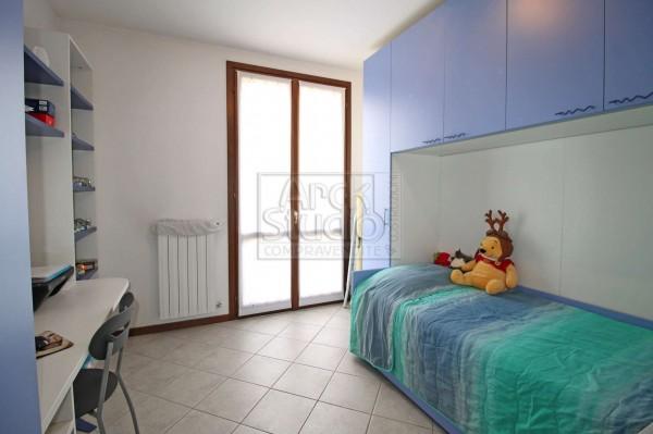 Appartamento in vendita a Cassano d'Adda, Annunciazione, Con giardino, 108 mq - Foto 15
