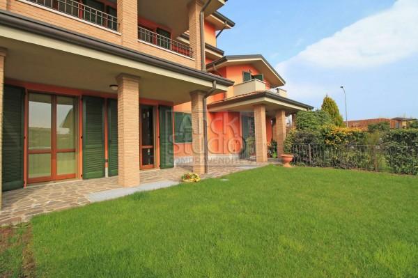 Appartamento in vendita a Cassano d'Adda, Annunciazione, Con giardino, 108 mq - Foto 3
