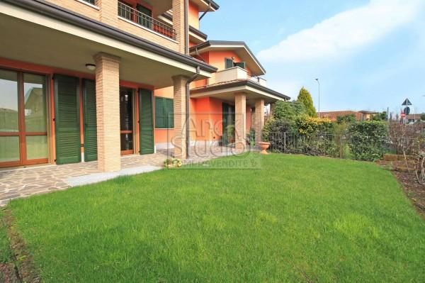 Appartamento in vendita a Cassano d'Adda, Annunciazione, Con giardino, 108 mq - Foto 24