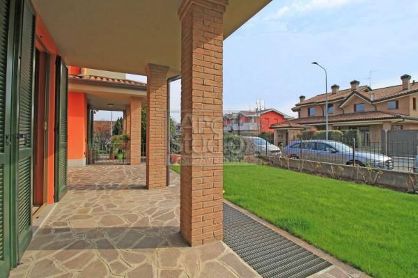 Appartamento in vendita a Cassano d'Adda, Annunciazione, Con giardino, 108 mq - Foto 21