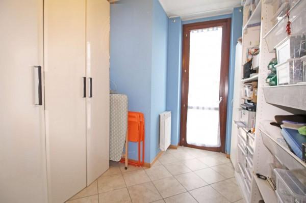 Appartamento in vendita a Casirate d'Adda, Con giardino, 102 mq - Foto 9
