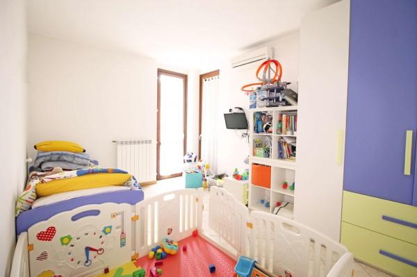 Appartamento in vendita a Casirate d'Adda, Con giardino, 102 mq - Foto 11
