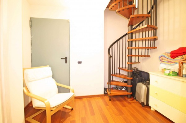 Appartamento in vendita a Casirate d'Adda, Con giardino, 102 mq - Foto 8