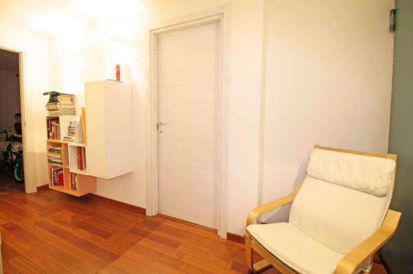 Appartamento in vendita a Casirate d'Adda, Con giardino, 102 mq - Foto 7