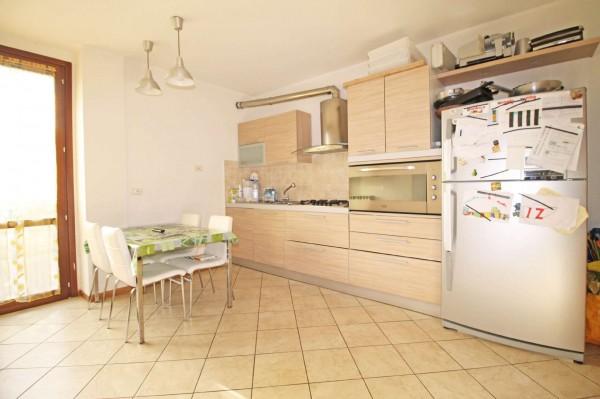 Appartamento in vendita a Casirate d'Adda, Con giardino, 102 mq - Foto 13