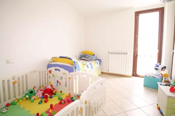 Appartamento in vendita a Casirate d'Adda, Con giardino, 102 mq - Foto 10