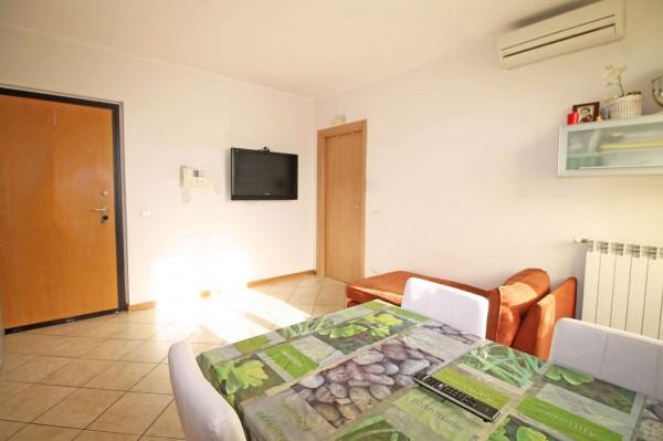 Appartamento in vendita a Casirate d'Adda, Con giardino, 102 mq - Foto 12