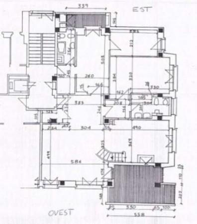 Appartamento in vendita a Torino, Con giardino, 300 mq - Foto 4