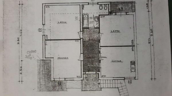 Appartamento in vendita a Bertinoro, Ospedaletto, Con giardino, 119 mq - Foto 2