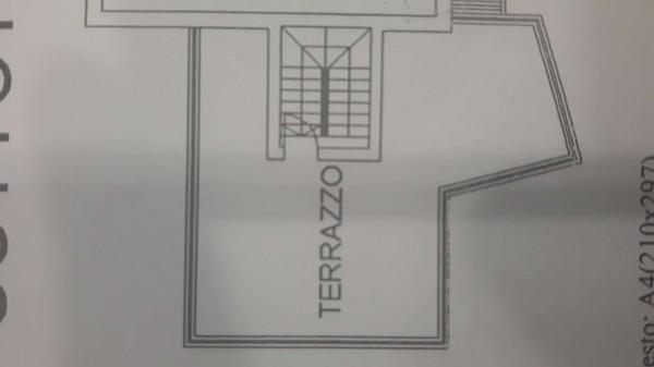 Villetta a schiera in vendita a Bertinoro, Arredato, con giardino, 120 mq - Foto 3