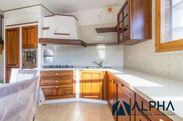 Villetta a schiera in vendita a Bertinoro, Arredato, con giardino, 120 mq - Foto 22