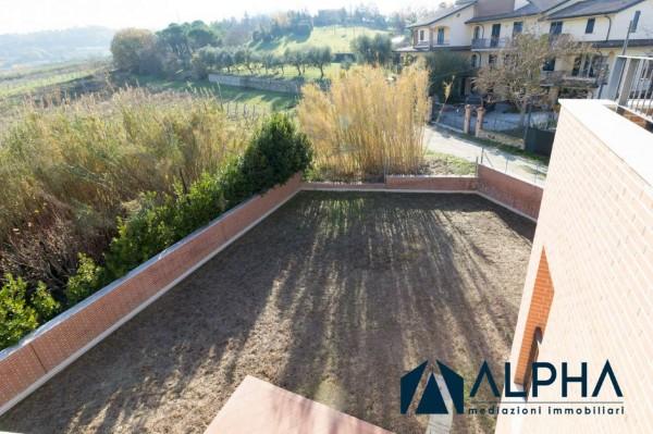 Villetta a schiera in vendita a Bertinoro, Arredato, con giardino, 120 mq - Foto 16