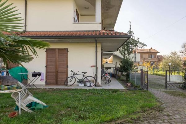 Villetta a schiera in vendita a Forlì, La Selva, Con giardino, 160 mq