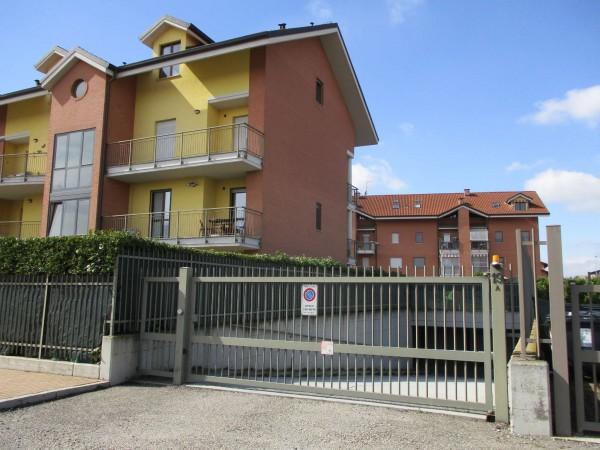 Appartamento in affitto a La Loggia, Pressi Viale A. Maina, Con giardino, 70 mq - Foto 3