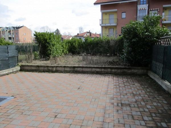 Appartamento in affitto a La Loggia, Pressi Viale A. Maina, Con giardino, 70 mq - Foto 13