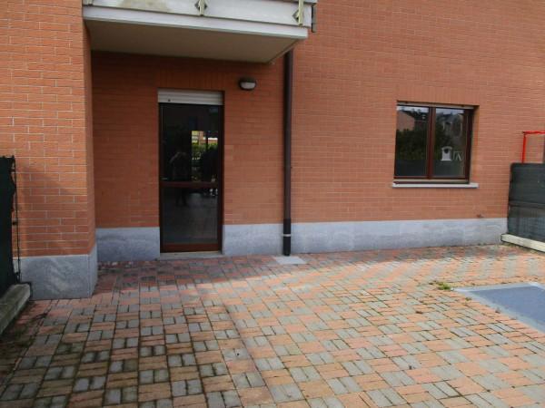 Appartamento in affitto a La Loggia, Pressi Viale A. Maina, Con giardino, 70 mq - Foto 12