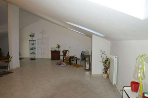 Appartamento in vendita a Orbassano, Arredato, con giardino, 140 mq - Foto 17