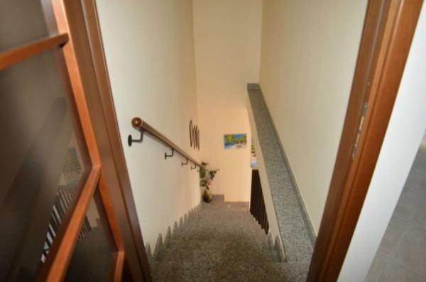 Appartamento in vendita a Orbassano, Arredato, con giardino, 140 mq - Foto 3