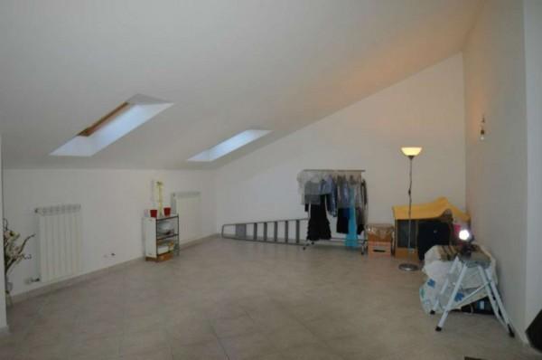 Appartamento in vendita a Orbassano, Arredato, con giardino, 140 mq - Foto 19