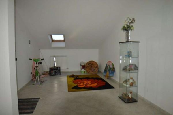 Appartamento in vendita a Orbassano, Arredato, con giardino, 140 mq - Foto 20