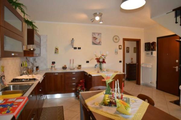 Appartamento in vendita a Orbassano, Arredato, con giardino, 140 mq - Foto 5