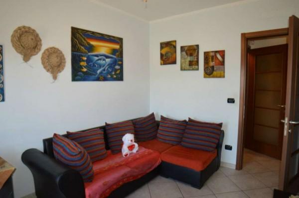Appartamento in vendita a Orbassano, Arredato, con giardino, 140 mq - Foto 9