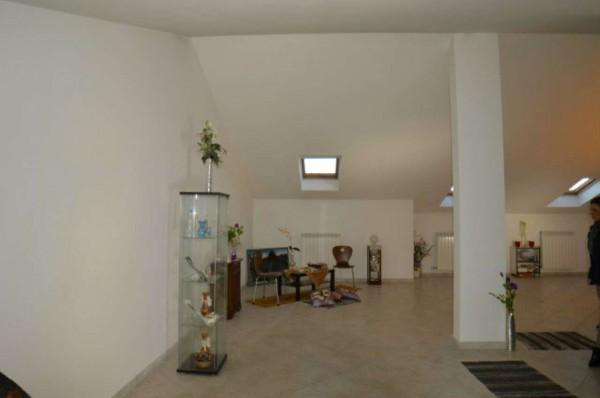 Appartamento in vendita a Orbassano, Arredato, con giardino, 140 mq - Foto 18